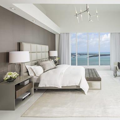 Modern Sleeping Spaces Furniture