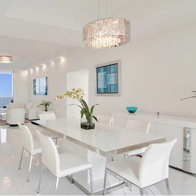 Modern Dining Spaces Furniture